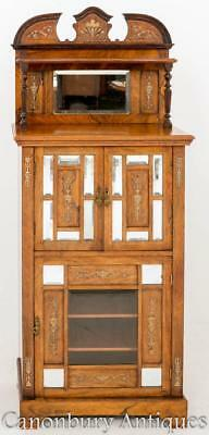 Victorian Rosewood Musical Cabinet 1880