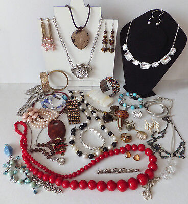 1Kg of Good Quality Assorted Costume Jewellery  lot 2