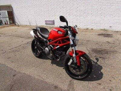 2013 Ducati 796 Monster 2013 Ducati 796 Monster Used