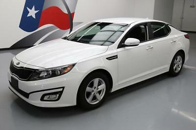 2015 Kia Optima LX Sedan 4-Door 2015 KIA OPTIMA LX SEDAN AUTOMATIC ALLOY WHEELS 41K MI #584415 Texas Direct Auto