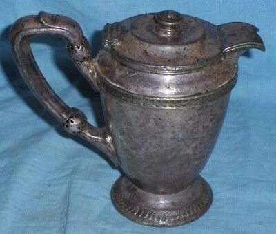 VINTAGE Palmer House Hotel Chicago Reed and Barton 10 oz Silverplated TEAPOT