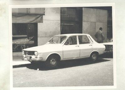 1975 ? Renault IKA 12 in Argentina ORIGINAL Factory Photograph wy5686