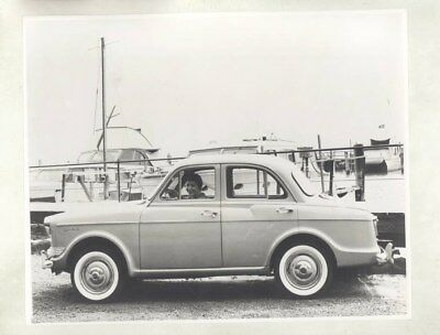 1957 ? Riley One Point Five 1.5 ORIGINAL Factory Photograph wy5749