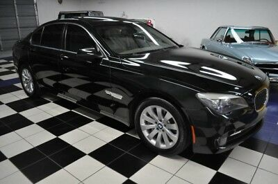 2011 BMW 7-Series ONLY 38K MILES - NICE OPTIONS - OUTSTANDING !! 2011 BMW 75OI - GORGEOUS CONDITION - FLORIDA CAR!! 750 I