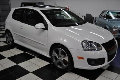 2007 Volkswagen Golf GTI - ONLY 58K MILES - ONE OWNER UNROOF - DESIRABLE WHITE COLOR - GORGEOUS !!