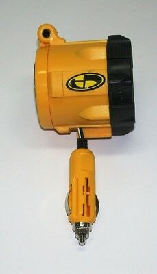 CA Emergency Flashlight w/ DC Adapter for Auto & Stand