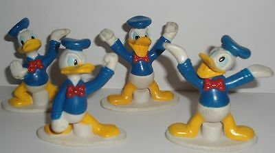No 003 //  4 NESTLE -  Donald Duck - 5 cm gross - TOP RAR