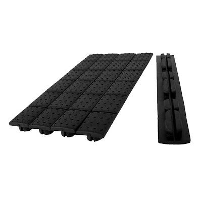 TRINITY FORCE Pack of 5 Protective Rubber Covers Fits Keymod M-LOK Rail Slots