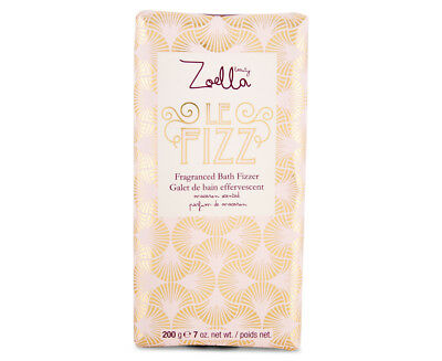 Zoella Le Fizz Fragranced Bath Fizzer 200g