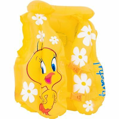 Tweety Swim Vest Swimming Aid