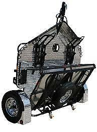 Drop Tail Motorcycle Trailer