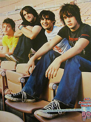 All American Rejects, Full Page Pinup