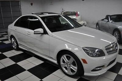 2011 Mercedes-Benz C-Class 52k miles! Carfax Certified! Bluetooth Interface! 2011 Mercedes-Benz C300 C 300 - X-CLEAN - GORGEOUS COLOR COMBO