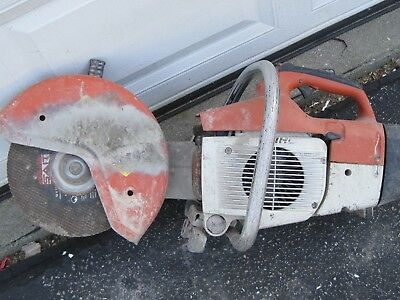 STIHL TS400 GASOLINE CONCRETE Saw parts