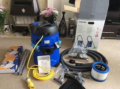 nilfisk 26 Wet And Dry Vacuum Cleaner