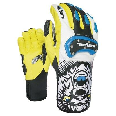 Level Race Speed Guantes