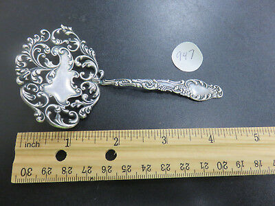 9.9 grams Sterling Spoon