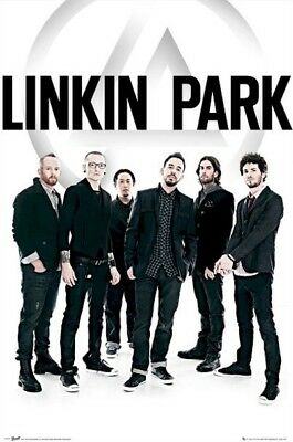 LINKIN PARK ~ CIRCLE 24x36 MUSIC POSTER Chester Bennington NEW/ROLLED!