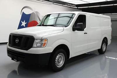 2017 Nissan NV  2017 NISSAN NV 2500 HD S CARGO CRUISE CTRL CD AUDIO 10K #800351 Texas Direct