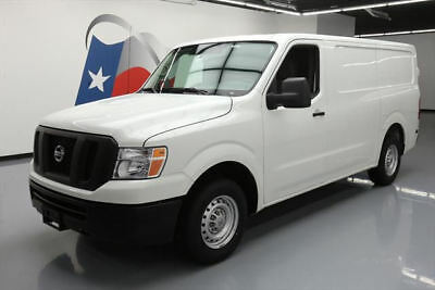 2017 Nissan NV  2017 NISSAN NV 2500 HD S CARGO CD AUDIO CRUISE CTRL 4K #800154 Texas Direct Auto