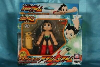 "Takara Mighty Atom Astro boy Real Action 4"" Figure"