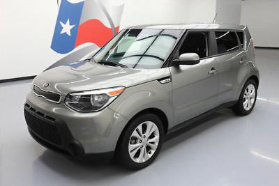 2015 Kia Soul  2015 KIA SOUL + 2.0L AUTO CRUISE CTRL ALLOY WHEELS 48K #135466 Texas Direct Auto