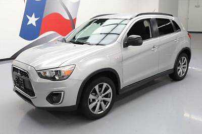 2013 Mitsubishi Outlander Sport LE Sport Utility 4-Door 2013 MITSUBISHI OUTLANDER SPORT LE BLUETOOTH ALLOYS 41K #023574 Texas Direct