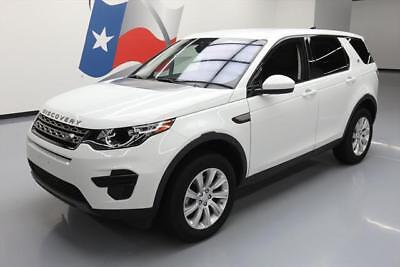 2017 Land Rover Discovery Sport  2017 LAND ROVER DISCOVERY SPORT SE AWD LEATHER NAV 13K #670307 Texas Direct Auto