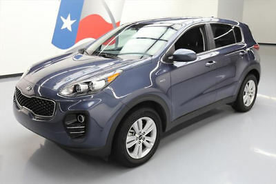 2017 Kia Sportage LX Sport Utility 4-Door 2017 KIA SPORTAGE LX AWD REAR CAM POWER LIFTGATE 29K MI #122473 Texas Direct