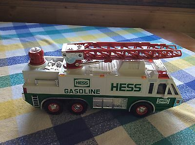 Collectible Hess Toy Emergency Truck