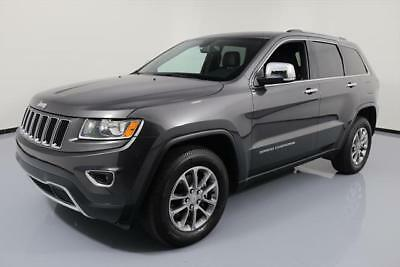 2016 Jeep Cherokee  2016 JEEP CHEROKEE LIMITED 4X4 REAR CAM BLUETOOTH 28K #321658 Texas Direct Auto