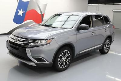 2016 Mitsubishi Outlander  2016 MITSUBISHI OUTLANDER ES 7-PASS ALLOY WHEELS 17K MI #011480 Texas Direct
