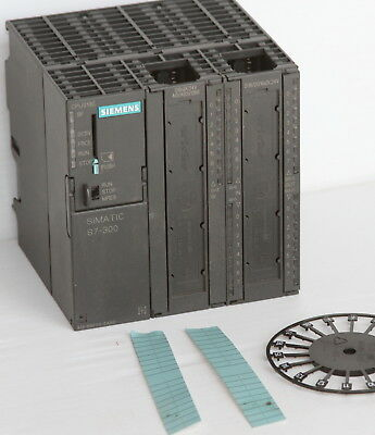 Siemens 6ES7-313-5BF03-0AB0 Simatic S7-300 CPU CPU313C, 16DO/4AI/2AO, 64 KB