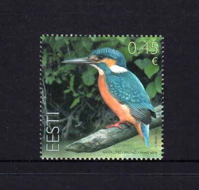 Estonia 2014 Bird MNH