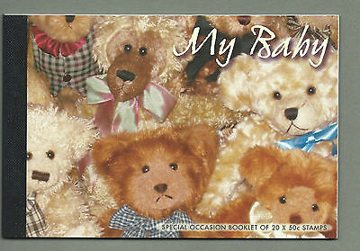 AUSTRALIA 2003 Prestige Booklet - Special Occasions - MY BABY - Complete MNH