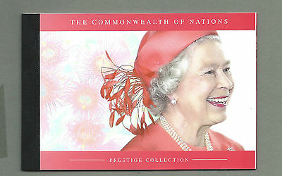 AUSTRALIA 2005 Prestige Booklet - COMMONWEALTH OF NATIONS - Complete - MNH