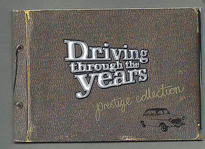 AUSTRALIA 2006 Prestige Booklet - DRIVING THROUGH THE YEARS - Complete -  MNH
