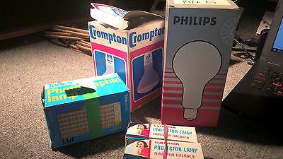 Assorted lot - Photographic Lightbulbs