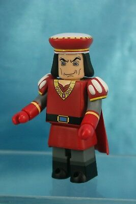 Medicom Toy DreamWorks Disney Shrek Kubrick Mini Figure Lord Farquaad