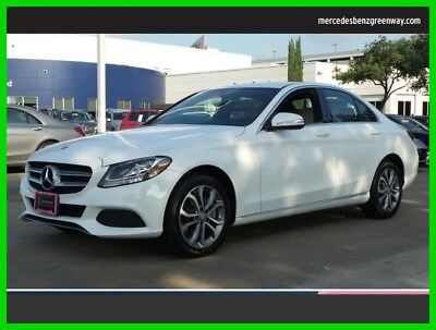2015 Mercedes-Benz C-Class C 300 Sport 2015 C 300 Sport Used Turbo 2L I4 16V Automatic All Wheel Drive Premium