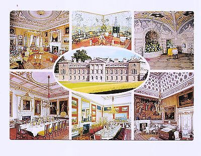 Postcard: Multiview - Woburn Abbey, Bedfordshire