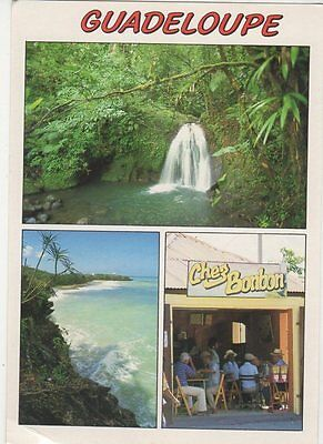 Guadeloupe French West Indies Postcard 068a