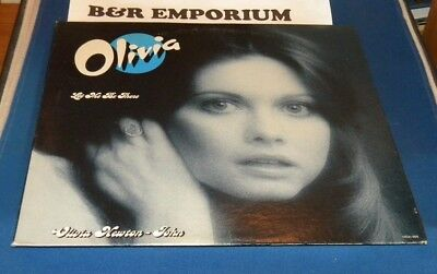 Olivia Newton-John Lot: Let Me Be There (1973) + Don't Stop Believin' (1976) MCA