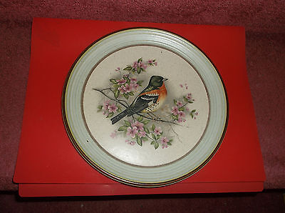 Purbeck Pottery  Poole  Decorative Plate