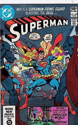 Superman #360 NM 9.4 1981 DC See My Store