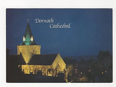 Dornoch Cathedral Sutherland 1999 Postcard 352a