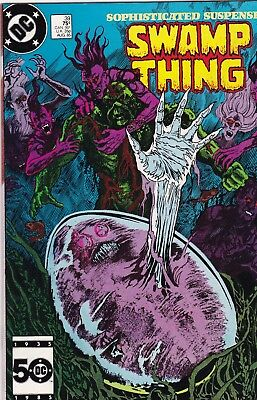 Swamp Thing #39 Alan Moore Story NM- 9.2 1985 DC See My Store