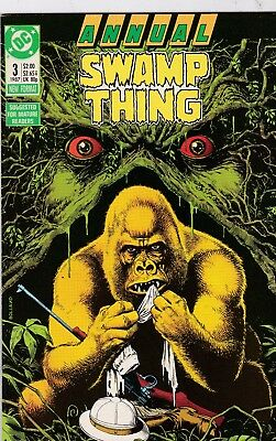 Swamp Thing Annual #3 NM 9.4 1987 DC See My Store