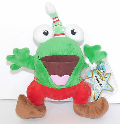 Christmas Quiggle Neopets Series 5 LIMITED EDITION Plush Unused Code NEW