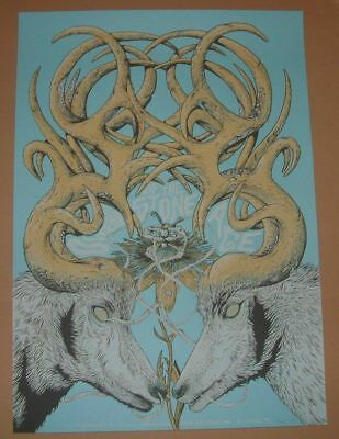 Neal Williams Queens of the Stone Age El Paso Poster Print Signed Numbered Art